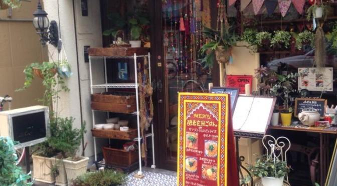 素敵な雑貨とアートな盛り付けのスパイスカレー | LE CORON