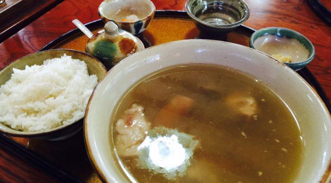 山羊(やぎ)汁を初体験!!(笑) | らお in 沖縄