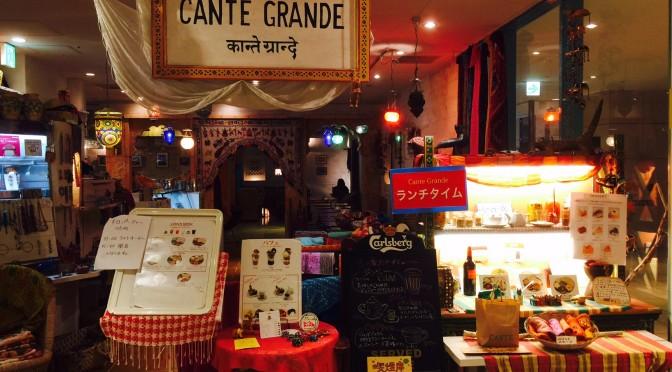 スパイスカレーを探して見つけたチャパティのおいしい店 | E-ma CANTE GRANDE