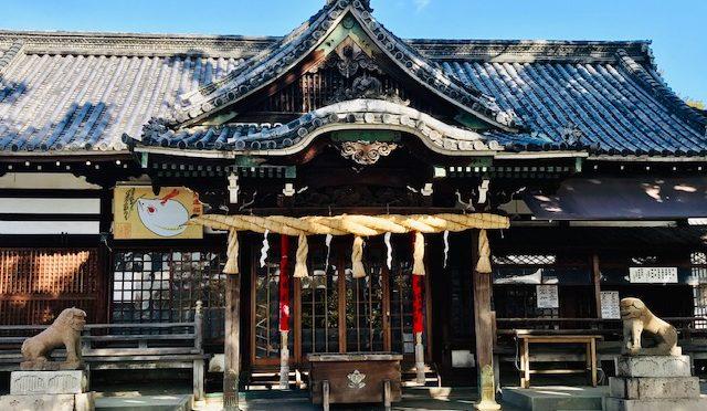 奈良の神社の狛犬には、楽しさがある(笑)