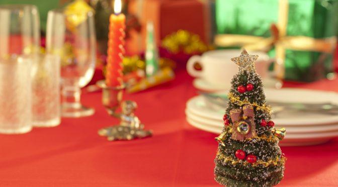 クリスマスになぜチキンを食べるか?知って売場作ってますか?