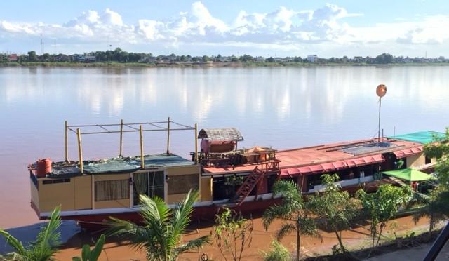 森の都・ラオス首都ヴィエンチャンはなつかしさいっぱいの街