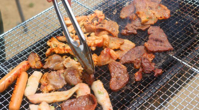 記録的な暑さの中、BBQのテーマ訴求は?