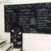 お店の黒板ボード・・・個性があるから、アイキャッチ度高い!! | らおの気づき